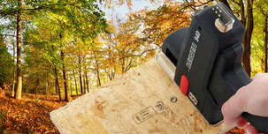 From the forest to the living room: reliable wood marking in all areas